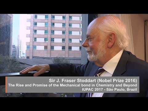 Interview with Sir J. Fraser Stoddart | Nobel Prize in Chemistry, 2016