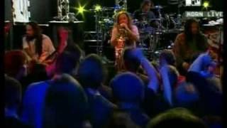 11. Korn - Twisted Transistor Live MTV Berlin Studios Your Bloody Valentine 14.02.2006