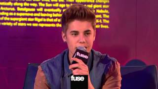 "Justin Bieber Sings Rare ""Believe"" Track ""Just Like Them"""