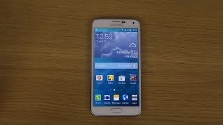 How To Take Samsung Galaxy S5 Screen Shot / Capture / Screen Print