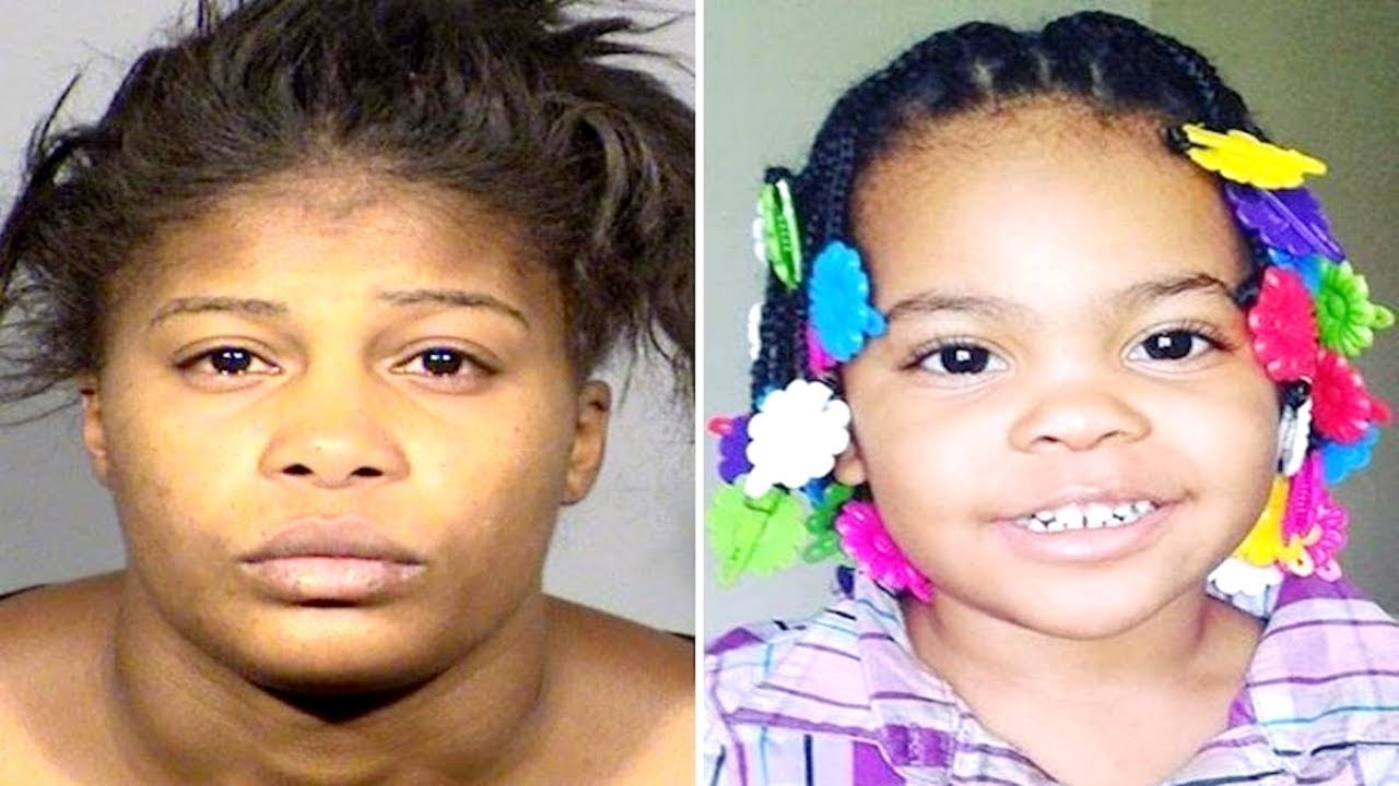 Las Vegas Mom Kills Her 3-year-old Daughter For Wetting The Bed.