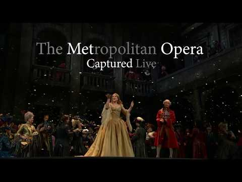 The Met Opera 2017-18 new season, captured live in HD!