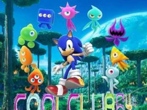 Sonic Colors Theme Song [Reach for the Stars] (Full Version) (Lyrics)
