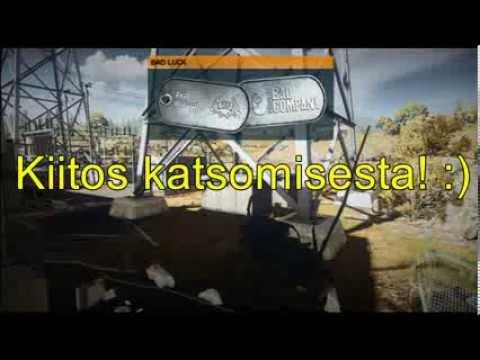 Battlefield 3 - Funtage - Kun FinR pelaa publaa