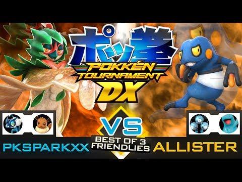 Download Youtube: Pokken Tournament DX - Decidueye vs Croagunk (PKSparkxx vs Allister) (Nintendo Switch Gameplay)