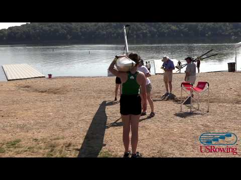 Central Ohio Rowing Premieres At 2019 USRowing National Championships
