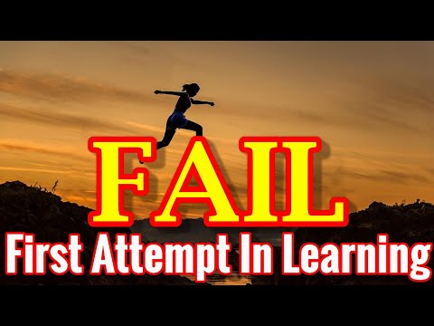 DON'T QUIT – F.A.I.L. – FIRST ATTEMPT IN LEARNING | INSPIRATIONAL LIFE QUOTES | ABDUL KALAM QUOTES