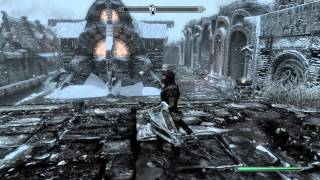 Прохождение Skyrim основной линии за Тёмное братство №2
