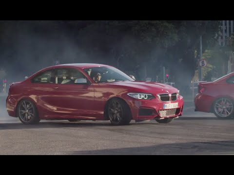Behind The Scenes of BMW's The Epic Driftmob - /DRIVEN