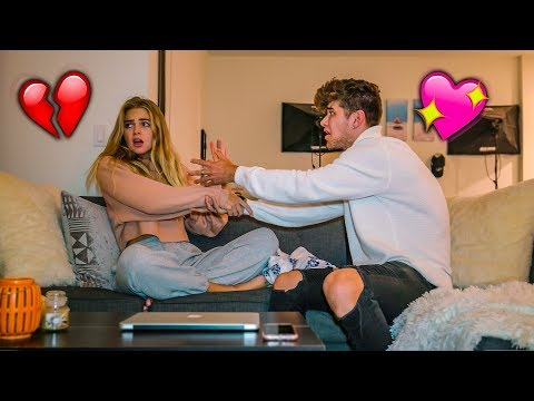 telling my bestfriend i LOVE her... *PRANK*