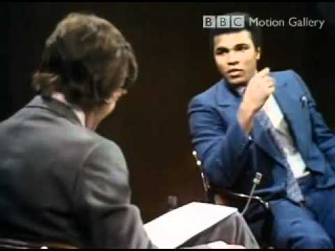Muhammad Ali , Tells The Truth - 1971
