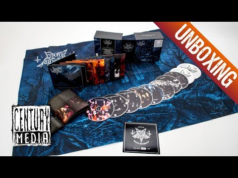 DARK FUNERAL - 25 Years Of Satanic Symphonies (Unboxing)