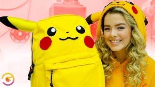 DIY Pikachu Backpack! GoldieBlox