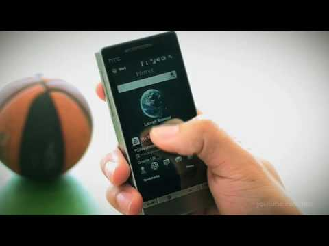 HTC Touch Diamond2 - Widescreen Experience