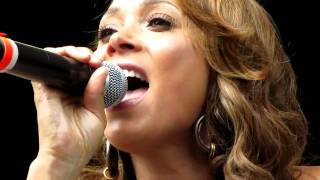 Tamia, Stranger In My House, Central Park Summerstage, NYC 8-21-10