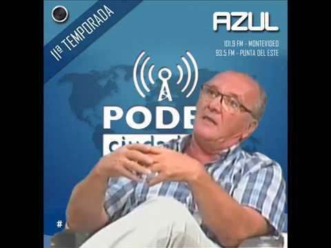Richard Read en Poder Ciudadano Radio - AZUL FM Uruguay