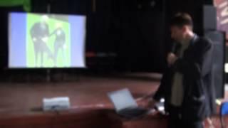 Любарский Андрей. Доклад Пути за сексуальной силой (24.09.2013)