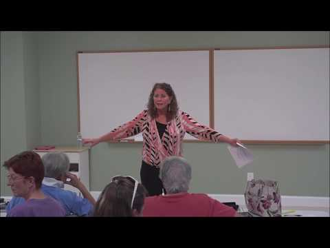 The Law of Mind in Action Class 2 9/18/2017