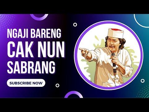 Cak Nun Terbaru   Sejarah Siir Tanpo Waton Gus Dur