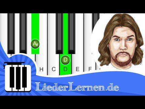 Reamonn - Tonight - Klavier lernen - Musiknoten - Akkorde