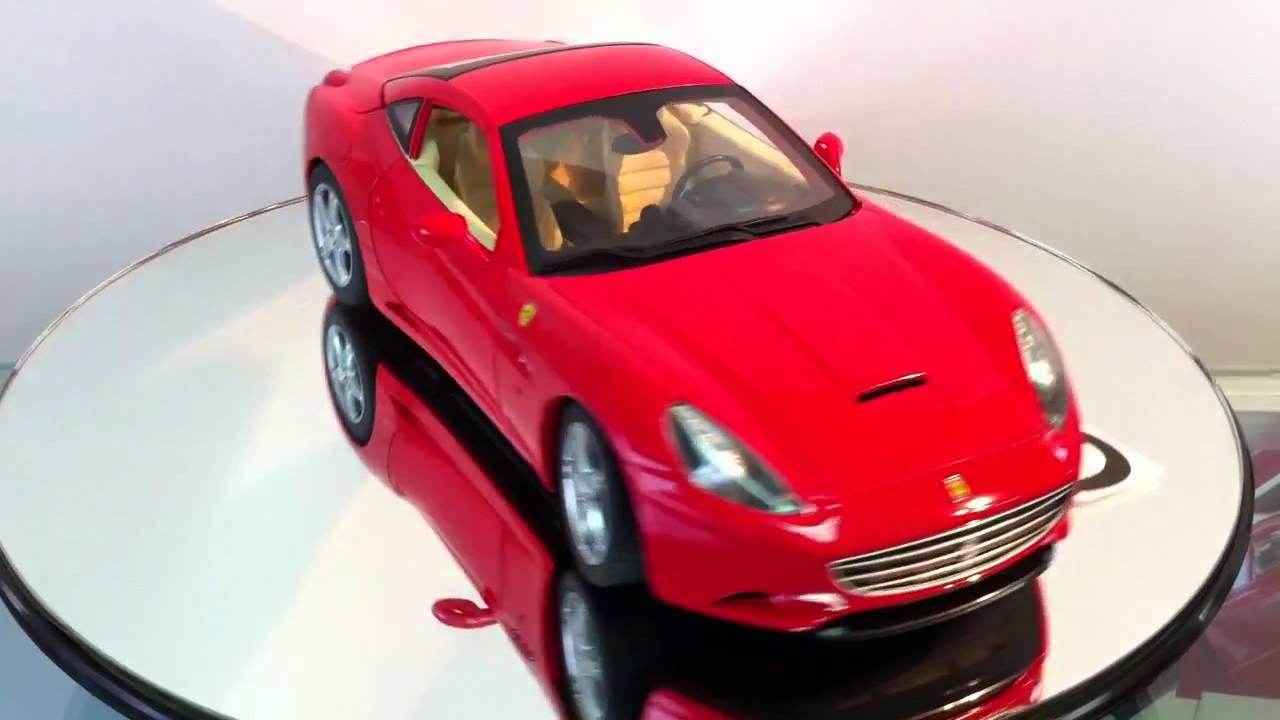 GLTSA.com Diecast Car Model Ferrari California by Hot ...