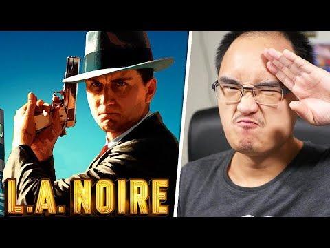 DÉTECTIVE POLO À VOTRE SERVICE !   L.A. Noire