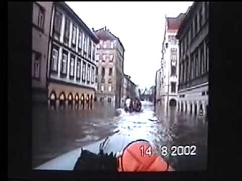 Karlín - Povodeň 2002