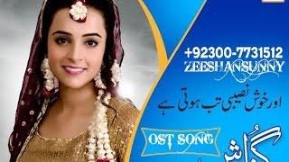 Kisay Da Yaar Na Wichray Guzarish Ost Rahat Fateh Ali Khan by ZeeShanSunny