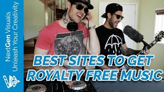 Video Where Is The Best Place To Get Royalty Free Music? download MP3, 3GP, MP4, WEBM, AVI, FLV Juli 2018
