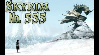 Skyrim s 555 Призыв Дракона со странным именем.