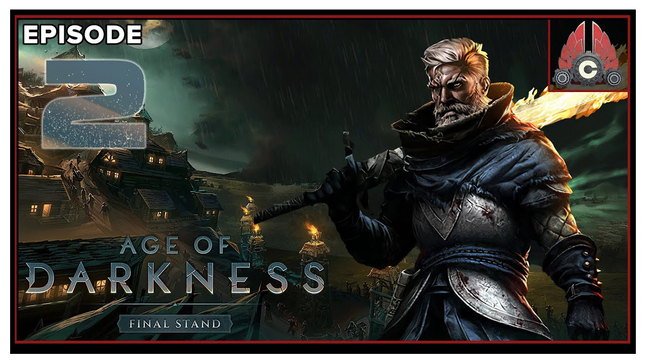 CohhCarnage Plays Age Of Darkness: Final Stand (Sponsored By Team17) - Episode 2