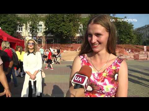 UA: Тернопіль: 18 дітей з інвалідністю та їхні матері танцювали в Тернополі