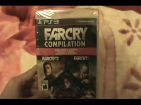 Far Cry Compilation Unboxing Youtube