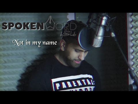 Shabs Official - Not In My Name - Spoken Word by Shabs [HD] 2016 ANTI ISIS