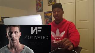NF - Motivated (Audio) | REACTION