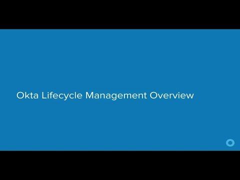 okta-product-demos- -okta-lifecycle-management-overview