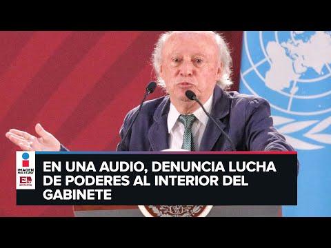 La 4T es un gobierno de contradicciones: Víctor Manuel Toledo, de Semarnat