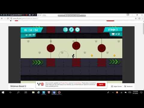 chơi Y8 Stickman Boost! 2
