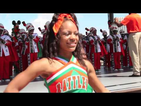 FAMU Plays The ESPN Theme Song