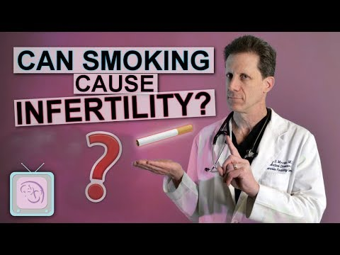 Smoking and Infertility 5 Things You Didn't Know