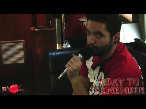 A Day To Remember Interview - BVTV