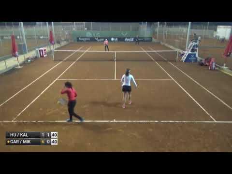 Victoria Hu/Elvina Kalieva vs Garland/Mikhaylova - ITF Manacor