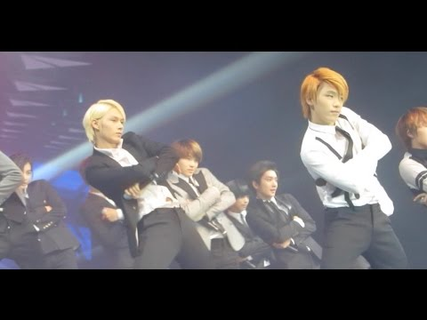 [HD] 140822 Seventeen - Sorry Sorry at Wapop Concert