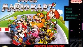 Full Super Mario Kart Soundtrack