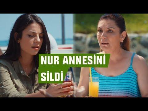 Nur, Annesiyle Görüşmeme Kararı Alıyor! - Gençlik Başımda Duman