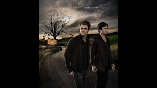 The Vampire Diaries - Denmark & Winter - Every Breath You Take
