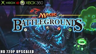Magic: The Gathering -- Battlegrounds - Gameplay Xbox HD 720P (Xbox to Xbox 360)