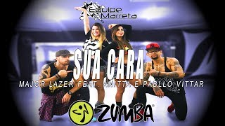 Baixar Major Lazer - Sua Cara (Feat. Anitta & Pabllo Vittar) - Coreografia Equipe Marreta (Versão Zumba)