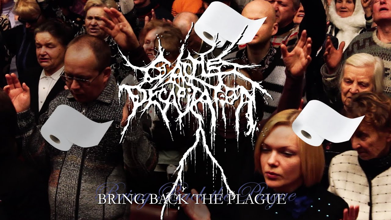 "Cattle Decapitation ""Bring Back the Plague"" (OFFICIAL VIDEO)"