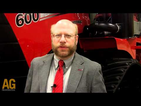 AFS telematics is news from Case IH